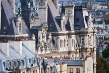 Paris / by Nancy Pugh