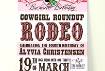 Cowgirl Party Inspirations