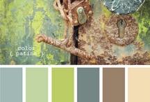 Kleur pallets