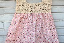 vestidos para mis niňas