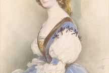 Дамские портреты