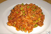 Lekkers met rijst