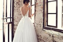 Wedding dress dreaming