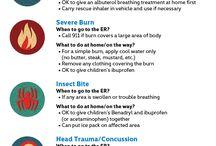 First aid Soul and Surf / Soul and surf first aid information