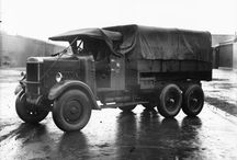 Military Vehicles: General Service / General Service army lorries.