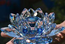 artesanato com cristais
