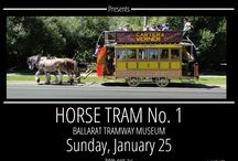 What's On / Look here to see what special events are happening at the Ballarat Tramway Museum