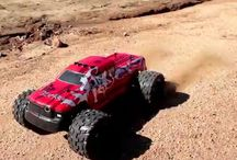 Remote Control Trucks / Check out the Lutema line of remote control trucks.