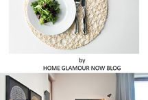 My Ikea hacks DIY / How to convert Ikea place mat to a very elegant wall decoration