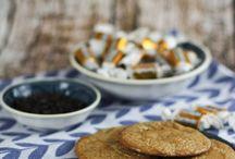 Backen - von Torten, Kuchen bis Brot / Wir backen alles von Torten, Kuchen, Kekse, Plätzchen, Brot und Brötchen ........ manchmal auch etwas kalorienbewusster :-)