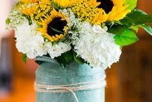 La vie est une fleur / Flowers, floristry, plants, decorations
