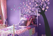 Luna's bedroom ideas