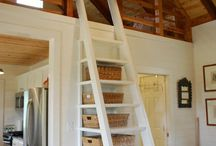 Tiny houses / Architecturally interesting small scale homes, studios, writer's spaces.