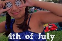4th of July With Kids / Pins to help your kids have a blast this 4th of July!