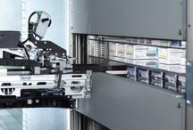 Robotique en Pharmacie / Robotique avancée en pharmacie: officine, pharmacie, répartitions, hopital, labo