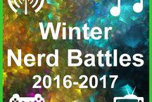 Winter Nerd Battles 2016-2017