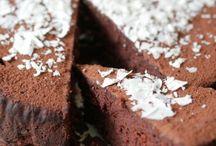recipes . cakes