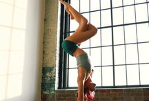 Yoga Inspiration ॐ / Welcome to our board that features all things yoga. From poses to workouts to beautiful images, this board is meant to inspire you to continue your practice. Namaste
