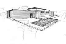 Villa Australia / private residence / Design for a countryside villa in Australia