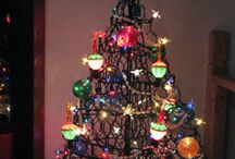Share Your Crab Pot Christmas Trees