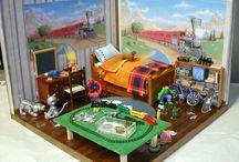 παιχνιδια και δωματια για αγορια