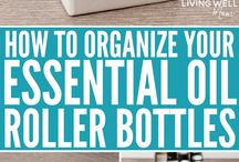 Essential Oils - Cleaning / Whether you are cleaning the grunge in your bathroom or keeping your kitchen counters clean, it is super important to use healthy products for cleaning. I LOVE how great using essential oils makes me feel!
