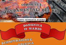 Corso barbecue & grilling