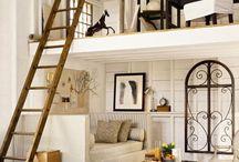 Teeny tiny interiors
