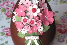 ovos Páscoa inspiração