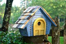 Birdhouses / by Annie Hayner-Sprague