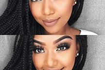 Makeup black women