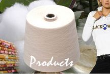 Cotton Yarn - Cotton Yarn Supplier & Exporter / Cotton Yarn - R.M.International is provider for best services from Indian Cotton Yarn Supplier & Exporter from India.
