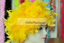 Feather Wigs / by Feather Paradise