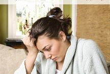 """Postpartum Depression / Postpartum depression (PPD) is temporary depression related to pregnancy and childbirth. It comes in two forms: early onset, commonly referred to as the """"baby blues,"""" and late onset. Symptoms of mild PPD include sadness, anxiety, tearfulness, and trouble sleeping. These symptoms usually appear within several days of delivery and go away 10 to 12 days after the birth. It is very important to let your health care provider know if you experience """"blues"""" that last longer than two weeks."""