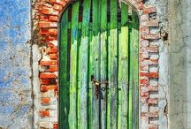 drzwi, bramy, portale doors, gates, portals