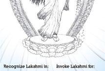 Lakshmi Goddess
