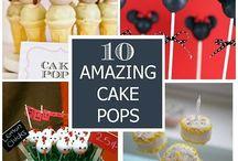 Cake pop / by Sophie Boero Kurnik
