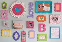 Girl's bedroom ideas / Liv's room, girl room ideas