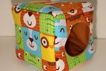 My Etsy Shop - Pet Items / I love making beautiful pet beds, cozies and toys. Here are some of my favourites.