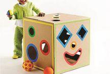 brinquedo fácil para crianças