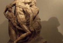 Pietà di Michelangelo / Pietà di Michelangelo. Firenze, Opera del Duomo