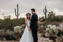 Cacti wedding inspiration