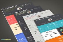 Resumes and Cover letter templates