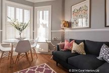 Period Interior Design / Victorian and Edwardian homes