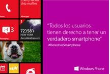 Manifiesto Derechos de los Usuarios de Smartphones / by Microsoft Latam