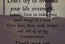 Inspiration and Change / by Jocelyn Jens