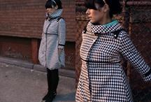Coats / by Kristen Peterson