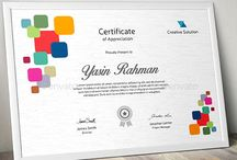 certificates diplomas