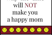 Encouragement For Mom / Pins to encourage mom to keep loving and taking care of their kids.