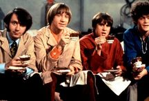 Hey, Hey, They're The Monkees / Pix and videos of the group many people refer to as the Prefab Four - The Monkees. Davy Jones, Micky Dolenz, Peter Tork, and Michael Nesmith. (I also have a dedicated board for Davy Jones.)